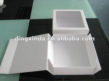 2012 newly customized blank shoe box without logo printed