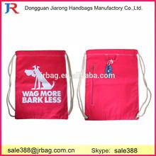 Selling design Cotton Drawstring bags & Drawstring backpacks& Polyester Drawstring Shoe bags