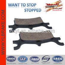 Excellent brake pads for marcas japonesas de motocicletas