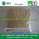 100% PLA compostable and biodegradable plastic resin/granules
