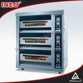 Automática de pan de pita máquina para hornear/pan de pita equipos de panadería/horno de pan de la máquina