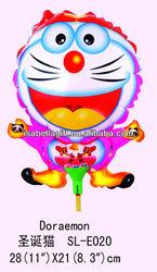 Doraemon foil balloons manufactory,custom foil balloons