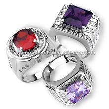 2015 fashion designs men's wedding ring