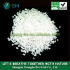 Eco-friendly 100% biodegradable virgin PLA pellet/granule for film/food grade