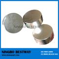 D45x15 imanes para tratamiento de agua/parada imán/enorme de neodimio imán del cilindro con alta calidad