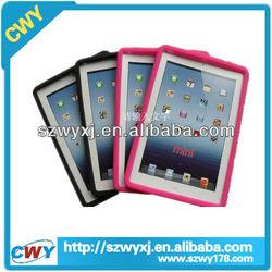 Back cover for ipad mini ,for ipad mini silicone case