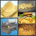 china confiable proveedor competitivo para chips de patata línea de producción de precio