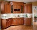 Gabinete de cocina de diseños simples, modelo de cocina