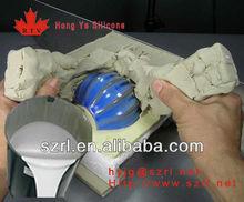 Dow Corning XIAMETER RTV-3481 equivalent silicone rubber