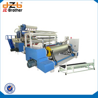 1500mm style aotomatic three layers co-extrusion stretch film machine