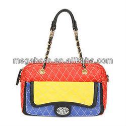 Fashion Colorful Lady Bags Handbag