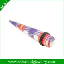 China supply ear piercing stretchers body jewelry