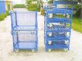 Logistica gabbietta con ruote, rete metallica gabbia per conigli/animale