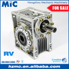 Motovario Like NRV Type Right Angle 10 to 1 Speed Transmission for Engine