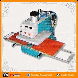 Penumatic Double Station Heat Transfer Machine