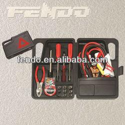 32pcs roadside emergency kit