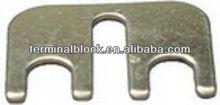 BJ-110B02 2 Pole Pitch 11mm Mini Connector Barrier Cap Jumper