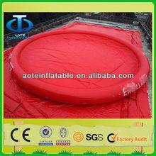 0.9mm PVC tarpaulin high quality inflatable adult swimming pool