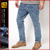 mens skinny jeans elastic skinny jeans for men surplus mens jeans washed out light blue jeans(GYM0046)