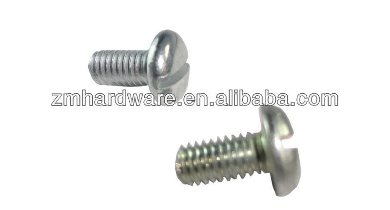 slot dimensions for phillips screws