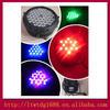 hight qualight LEDS RGBW ip65 par light,stage dj dmx control par can