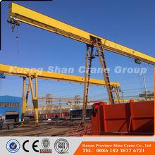 Steel lattice girder gantry crane cost for sale
