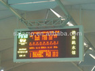 LAMP P10 led board message display