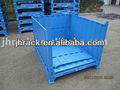 Contenedor de almacenamiento de acero apilable