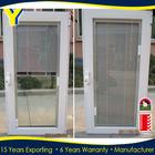 Aluminium Mosquito Net Door Double Glazed Aluminium Windows Doors with AS2047 AS2208 AS1288