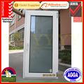 Upvc dreh-kipp-fenster mit doppelverglasung aluminium-fenster und Türen entsprechen mit australischen standards as/nzs2047 as/nzs2208
