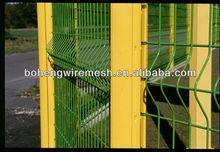WELDING MESH FENCE PANEL IN GAUGE 6, free fence model