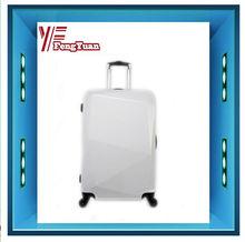 2014 china alibaba fashionable bag top-quality travel trolley luggage ,hot sale suitcase with hardshell and diamond shape