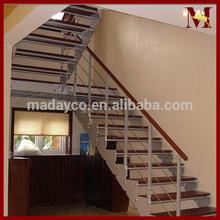 steel railing prefabricated stairs steel used metal stairs