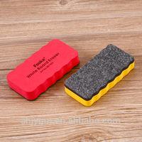 Soft EVA Magnetic White Board Eraser /whiteboard cleaner