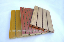 Acoustic Timber Panel For Home Theatre