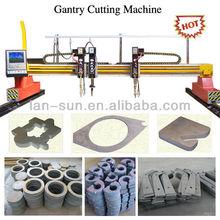 ZLQ-4A cnc metal cutting machine , sheet metal cutting machine