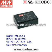 Meanwell 15W Output 15w switching power supply ac to dc switching power supply