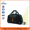 New large capacity luggage trolley travel bag sports trolley bag