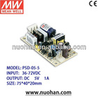 Meanwell 5W Single Output DC-DC Converter Switching Power Supply dc-dc converter