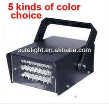 High Brightness RGBW LED Mini Strobe Light