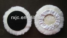 wool polishing bonnet,buffing pad