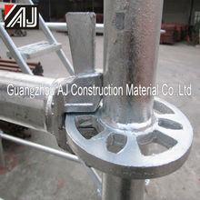 Guangzhou Concrete Steel Ringlock Scaffolding/Wedge Lock Scaffolding/Marine Scaffolding for Construction
