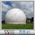 Membran biogas inhaber/biogas lagertank& automatische steuerung für customizing