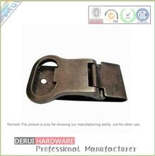 Galvanized Adjustable Stainless steel Folding table butt hinge
