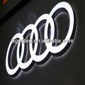 famoso carro led logotipos de marcas