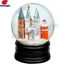 Water Globe Snow, OEM Water Globe, Handmade Water Globe