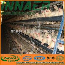 transport chicken cage layer house design (Manufacturer)