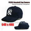 Muti -function Cap Camera/Hat DVR/Cap Hidden Camera