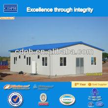 cheap modular house, economic modular house , prefab house Canteen Kitchen