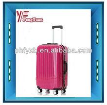 2014 china alibaba bag 3pcs aluminum luggage bags,hard luggage set with retractable wheels
